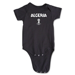 Algeria 2014 FIFA World Cup Brazil(TM) Core Onesie (Black)