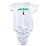 Algeria 2014 FIFA World Cup Brazil(TM) Core Onesie (White)