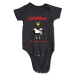 Germany 2014 FIFA World Cup Brazil(TM) Mascot Onesie (Black)