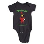 Portugal 2014 FIFA World Cup Brazil(TM) Mascot Onesie (Black)