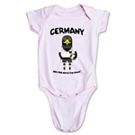 Germany 2014 FIFA World Cup Brazil(TM) Mascot Onesie (Pink)