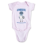 Greece 2014 FIFA World Cup Brazil(TM) Mascot Onesie (Pink)