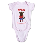 Spain 2014 FIFA World Cup Brazil(TM) Mascot Onesie (Pink)