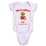 South Korea 2014 FIFA World Cup Brazil(TM) Mascot Onesie (Pink)