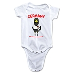 Germany 2014 FIFA World Cup Brazil(TM) Mascot Onesie (White)