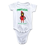 Portugal 2014 FIFA World Cup Brazil(TM) Mascot Onesie (White)