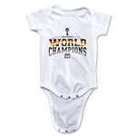 Germany 2014 FIFA World Cup Brazil(TM) World Champions Onesie (White)