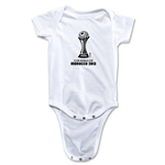 FIFA Club World Cup Morocco 2013 Official Emblem Onesie (White)