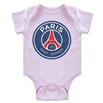 Paris Saint-Germain Onesie (Pink)
