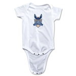 Carolina Railhawks Onesie (White)