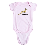 South Africa Springboks Infant Onesie (Pink)
