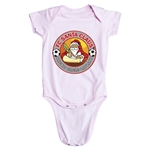 FC Santa Claus Core Infant Onesie (Pink)