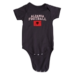 Albania Football Onesie (Black)