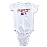 American Samoa Football Onesie (White)