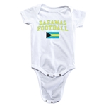 Bahamas Football Onesie (White)
