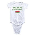 Belarus Football Onesie (White)