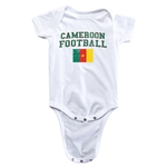 Cameroon Football Onesie (White)