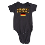Germany Football Onesie (Black)