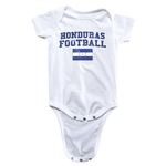 Honduras Football Onesie (White)