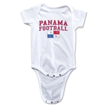 Panama Football Onesie (White)