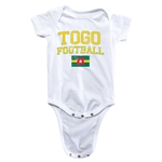 Togo Football Onesie (White)