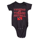 Trinidad & Tobago Football Onesie (Black)
