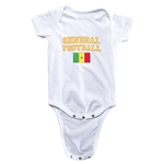 Senegal Football Onesie (White)
