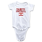 Tahiti Football Onesie (White)