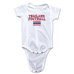 Thailand Football Onesie (White)