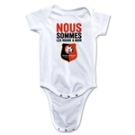 Stade Rennais FC We Are Onesie (White)