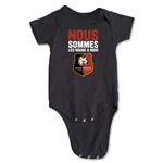 Stade Rennais FC We Are Onesie (Black)