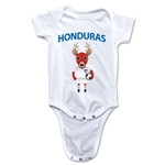 Honduras Animal Mascot Onesie (White)