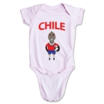 Chile Animal Mascot Onesie (Pink)