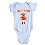 South Korea Animal Mascot Onesie (Sky)