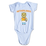 Netherlands Animal Mascot Onesie (Sky)