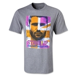 StandUp Face T-Shirt (Gray)