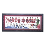 Arsenal Players 12/13 Panoramic