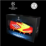 Icons Official UEFA Champions League Gareth Bale Signed Champions League Cleat