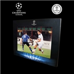 Icons Official UEFA Champions League Gareth Bale Signed Photo