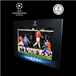 Icons Official UEFA Champions League Signed Cristiano Ronaldo Final Goal Photo