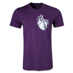 Bakline Heart of Rugby T-Shirt (Purple)