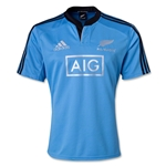 All Blacks 13/14 Training Rugby Jersey