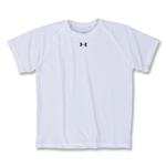 Under Armour Youth Team Tech T-Shirt (White)