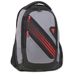 adidas ClimaCool Speed III Backpack (Gray/Red)