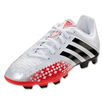 adidas Predito LZ TRX FG Junior (Running White/Black)