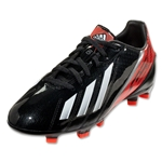 adidas F10 TRX FG Juniors (Black/Running White)