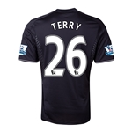 Chelsea 13/14 26 TERRY Third Soccer Jersey