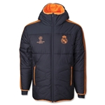 Real Madrid Europe Padded Jacket