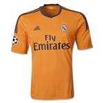Real Madrid 13/14 UCL Third Soccer Jersey