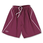 Xara Burnley Soccer Shorts (Maroon)
